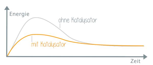 Katalysatorkurve